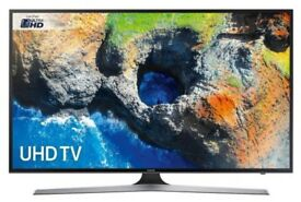 Samsung UE40MU6100 40 inch 4K Ultra HD HDR Smart LED TV TVPlus - 5 Year Guarantee with John Lewis