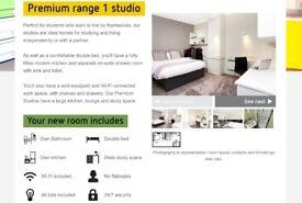 *IMMEDIATE ENTRY AVAILABLE* Spring Gardens Aberdeen Premium range 1 studio