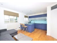 Islington N1. Large, Light & Modern 1 Bed Stylishly Furnished Flat near Angel