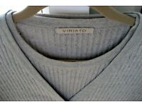 Matching Caridgan & Jumper, TwinSet NEW, Quality, Mother of Pearl Buttons, Made in Spain