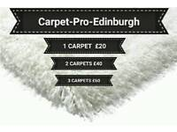 Carpet Cleaning from £20!!!