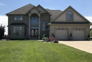 Executive 4 bedroom home ~ Petrolia ~ Available now