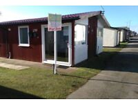 2 Bed Semi detached Chalet Holiday home for sale at South Shore Holiday Village Bridlington (1336)
