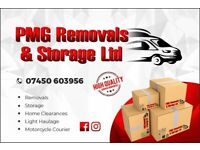 Man with a Large van plus storage Falkirk *Locally & Nationally*