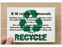 S M rubbish removals cheaper than a skip