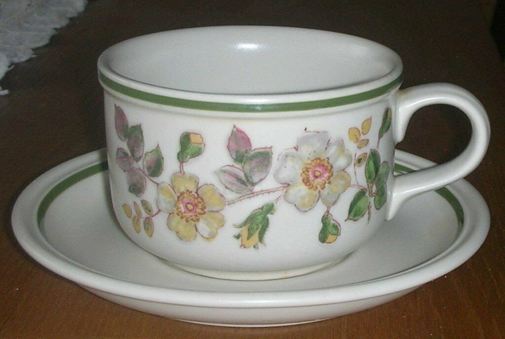 e78ed87011b Marks & Spencer Autumn Leaves Cups and saucers. £1.50 - £4 | in ...