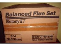 Britony 2T Balanced Flue Set