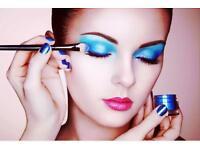 Qualified makeup artist