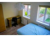Large Furnished Double Bedroom Guildford (GU2)