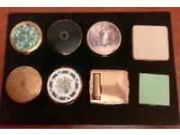 Vintage Compacts job lot