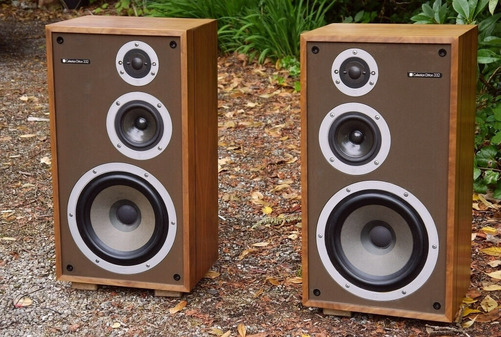 celestion ditton 332 classic studio monitors in helensburgh argyll and bute gumtree. Black Bedroom Furniture Sets. Home Design Ideas