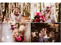 Wedding Photographer with creative attention to detail and natural style