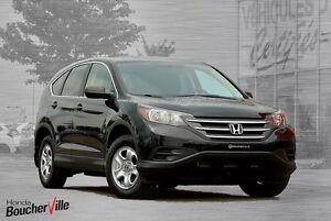 2013 Honda CR-V LX SIEGES CHAUFFANTS AC CRUISE BLUETOOTH CAMERA