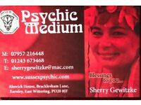 Sussex psychic