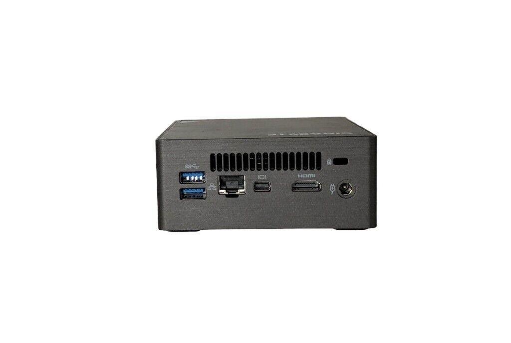 GIGABYTE BRIX DESKTOP COMPUTER GB-BKI3HA-7100 / CORE I3 I3-7100U / MINI PC    in Slough, Berkshire   Gumtree