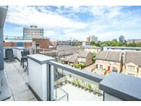 TOP FLOOR 3BED FLAT IN HEART OF SHOREDITCH**ROOF TERRACE**BALCONY**FURNISHED**WATER INCL**