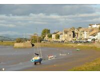 THINKING OF BUYING A HOLIDAY HOME ? STATIC CARAVAN Nr MORECAMBE. HEATED POOL, SEA VIEW PARK. PETS