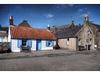 NEED SMALL FLAT OR HOUSE OR A ROOM WITH SEA OR HARBOUR VIEW AT CRUDENBAY OR JOHNSHAVEN OR ST. CYRUS
