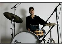 Drum lessons in Brighton and surrounding areas