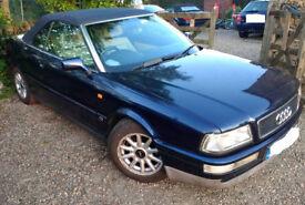 Audi 80 Cabriolet 2.0E ABK Petrol - 1995 - Convertible - Cabrio