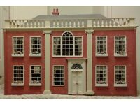DOLLS HOUSE IN THE STYLE OF ELTHAM LODGE, GREENWICH