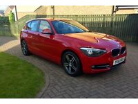 BMW 1 Series 118d Sport F20 - Fantastic Condition Throughout!