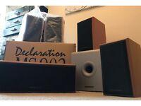 Mordaunt Short MS902 5.1 Speaker Package