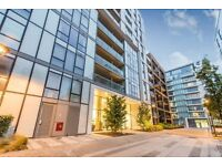 **CHEAP!! SPACIOUS 2 BED 2 BATH APARTMENT, GREAT DLR LINKS, CANARY WHARF** TG