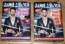 2 Jamie Raven Magic sets (Paul Lamond Games)