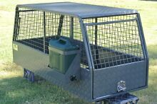 Dog cage, Ute Dog Crate, Hunting dog Cage Castlereagh Penrith Area Preview