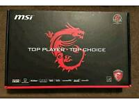 Msi 17.3 gaming laptop rrp £1699 high spec