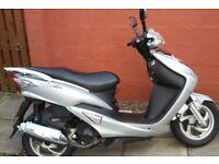 SYM 125cc Scooter VS125