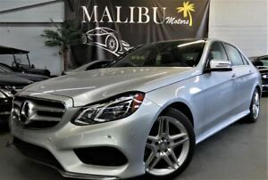 2014 Mercedes-Benz E-Class E350 4MATIC AMG PKG PANORAMIC ROOF