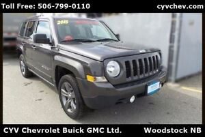 2015 Jeep Patriot High Altitude - $9/Day - Leather, Sunroof & 4x