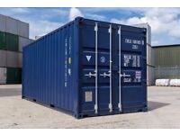 20 x 10 containers & workshops to rent. 1st Month FREE