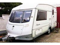 3 Berth Caravan 1995 Daystar Plus Awning