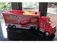 Disney Pixar Cars Mack Truck