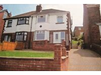 3 Bedroom Semi-Detached House for sale - £149,950 (07930341034) driveway parking, renovated garden