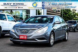 2013 Hyundai Sonata 2.4L | 4 DOOR | A/C | POWER WINDOWS | KEYLES