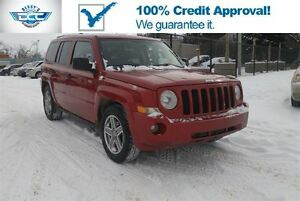 2008 Jeep Patriot Sport/North 4x4!! Amazing Value!!