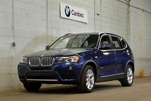 2013 BMW X3 xDrive28i | PREMIUM PACKAGE | TECHNOLOGY PACKAGE