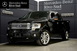 2013 Ford F-150 Crew Cab, Limited, V8 6.2