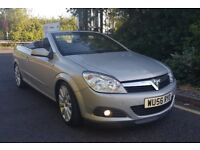 VAUXHALL ASTRA 1.8VVTi TWIN TOP CONVERTIBLE FSH HPI CLEAR NEW TIMING BELT LOOKS STUNNING NO FAULTS!