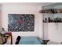 Huge abstracts painting