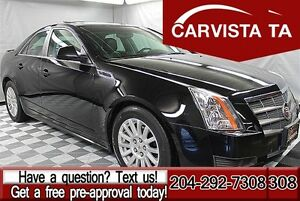 2011 Cadillac CTS 3.0L AWD -SUNROOF/LOCAL- $160 Biweekly -