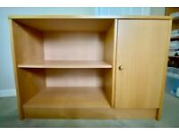 Desk High, Office Cupboard and Shelving - Immaculate