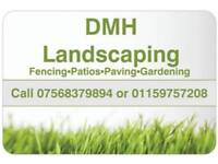 Fencing Patio Paving Gardening