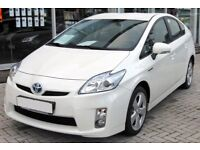 TOYOTA PRIUS PCO CAR FOR RENT/HIRE,FROM £135 PW UBER READY CARS AVALIABLE