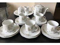 Classic Rose Collection Rosenthal Group Germany tea set