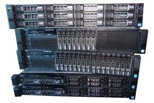 DELL R730XD Server 2xE5-2640-V3 2.60GHz 256GB 2X200GB SSD 12X4TB SATA 7.2K  PERC-H730 RAID